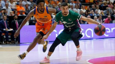 Unicaja - Valencia Basket Club