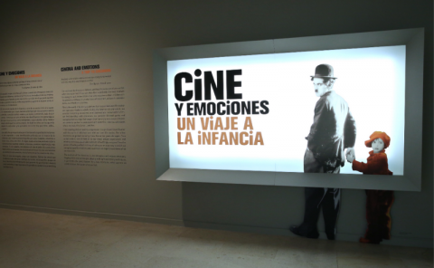 Cine y emociones. Un viaje a la infancia ('Cinema and emotions, A trip to childhood')