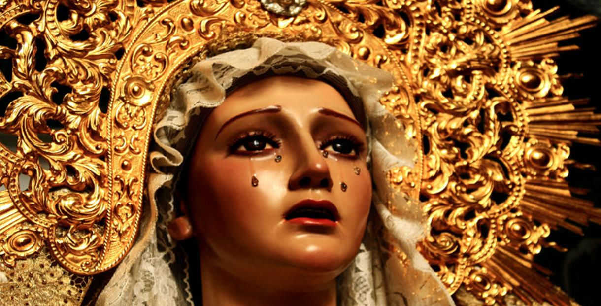 Virgen del Mayor Dolor - Provincia de Málaga y Costa del Sol