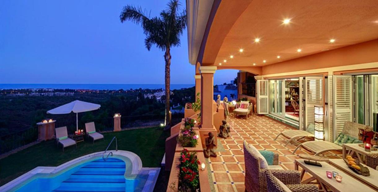 Boutique Hotel Marbella Heights