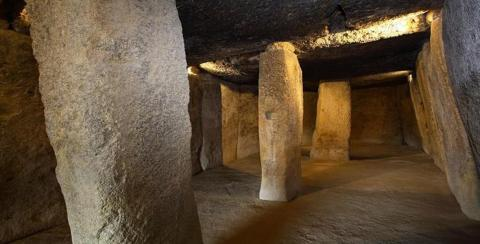 Antequera Dolmens Archaeological Site