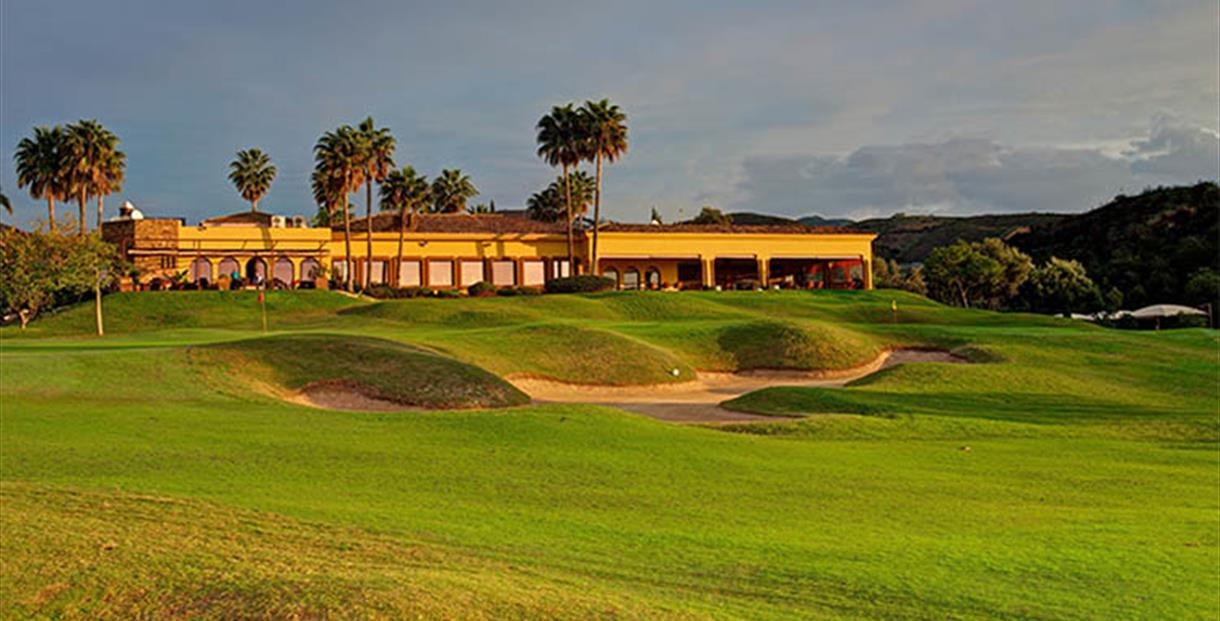 Casa Club Marbella Golf & Country Club - Provincia de Málaga y su Costa del Sol