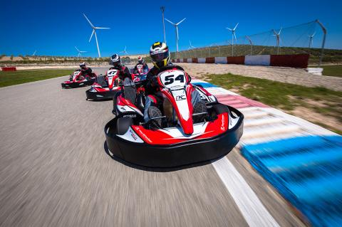 Picture. Kart Track in Campillos