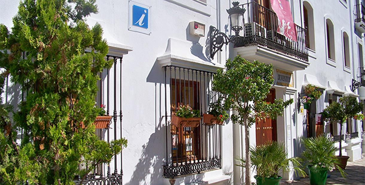 Estepona Tourist Office Tourist Information Offices Costa del