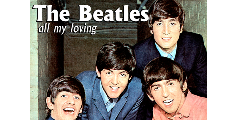 The Beatles: All my loving