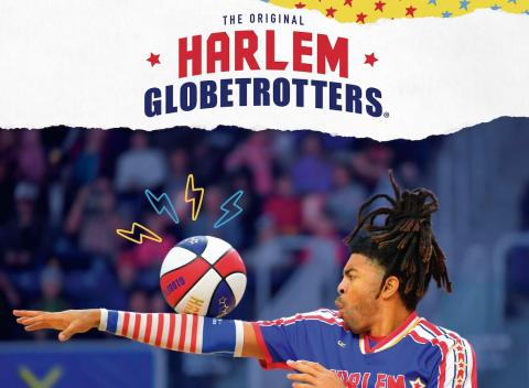 Harlem Globertrotters – No Limits World Tour