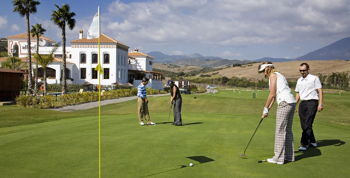 Albayt Country Club Golf - Provincia de Málaga y su Costa del Sol