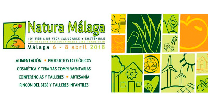 Natura Málaga. 10th Healthy and Sustainable Lifestyle Fair