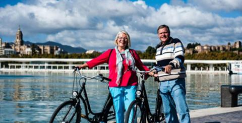 Bike2malaga - Guided Tours & Bicycle Rent