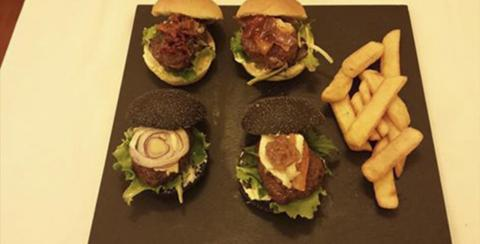 Picture. Burger´s Gourmet - Club