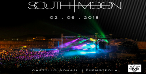 South Moon Festival. Castillo Sohail