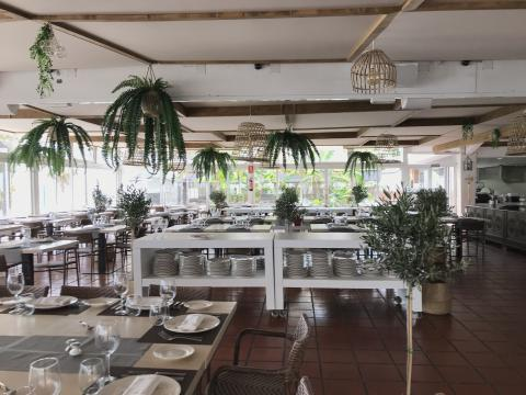 Taberna del Alabardero Beach Club