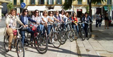 Bild. Bike2malaga - Guided Tours & Bicycle Rent - Provincia de Málaga y su Costa del Sol