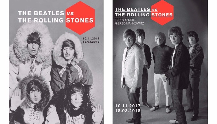 The Beatles vs. The Rolling Stones'