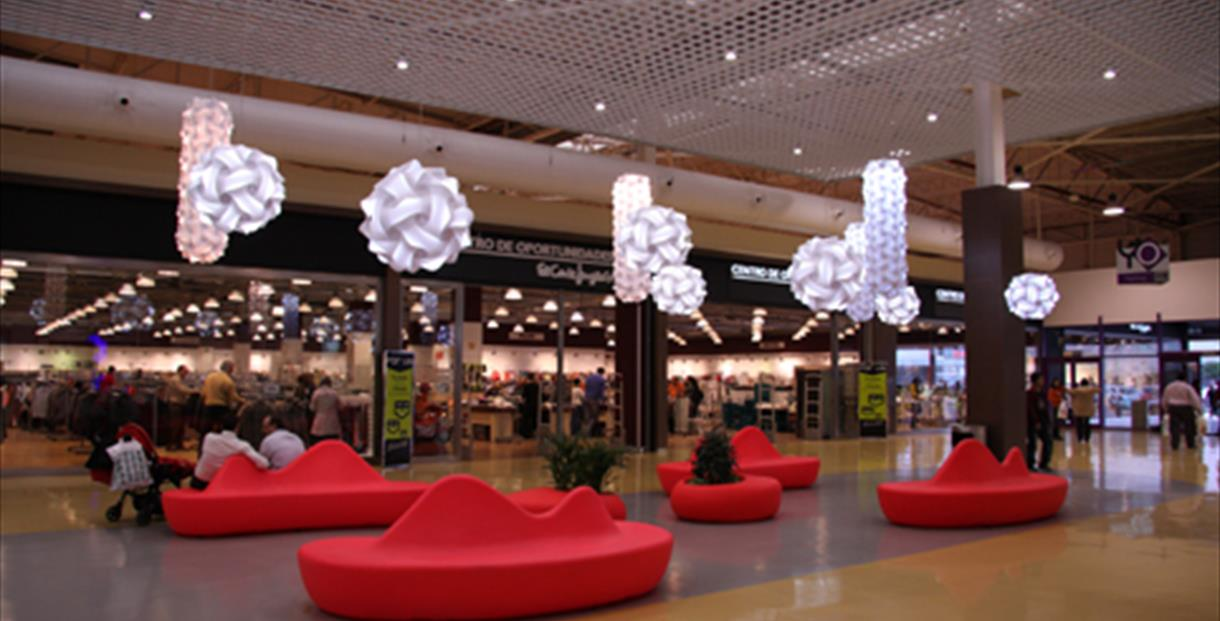 Factory outlet m laga costa del sol m laga for Interior alternatives manufacturers outlet mall