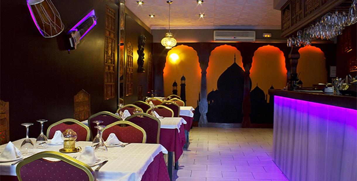 Restaurante Indian City - Provincia de Málaga y su Costa del Sol