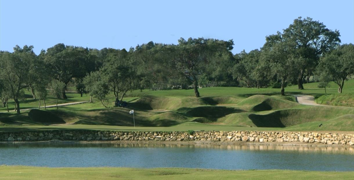 San Roque Golf Club New Course