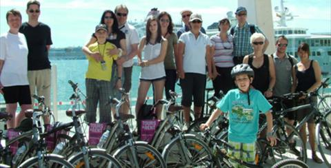 Image Bike2malaga - Guided Tours & Bicycle Rent - Provincia de Málaga y su Costa del Sol