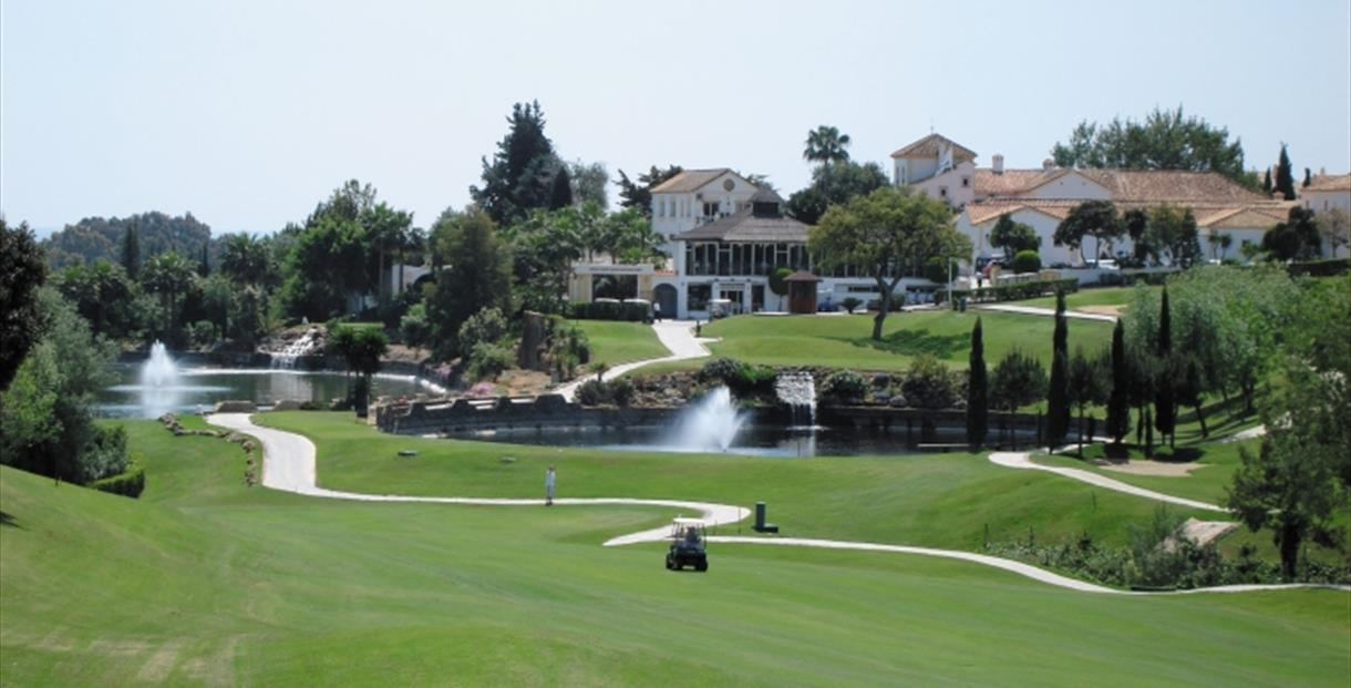 Santa María Golf Club - Costa del Sol