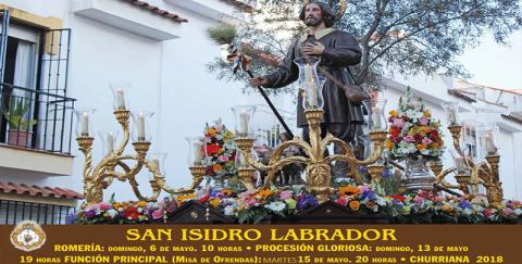 San Isidro Labrador. Churriana