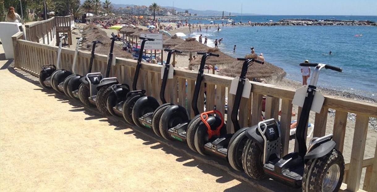 G2Move Segway Marbella tours