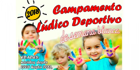 Sports and Games Camp: Semana Blanca