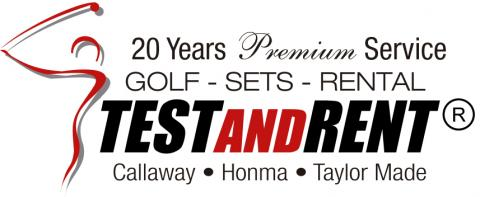 Picture. Test and Rent - Golf Sets