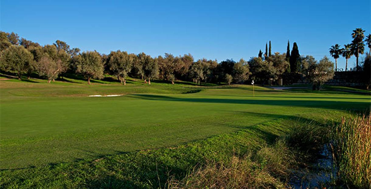 Marbella Golf & Country Club. 18 holes