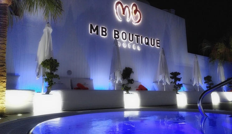 Mb boutique hotel accommodation costa del sol m laga for Design boutique hotel tirol