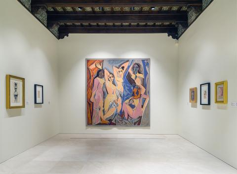 Picture of Picasso Malaga Museum