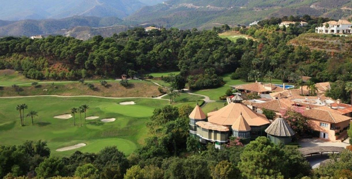 Country Club La Zagaleta - Los Barrancos - Costa del Sol