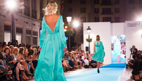 VIIe Défilé Larios Fashion Week 2017