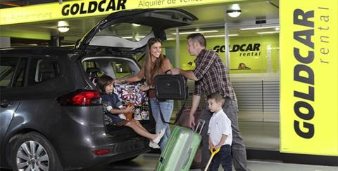 Goldcar Car Rental